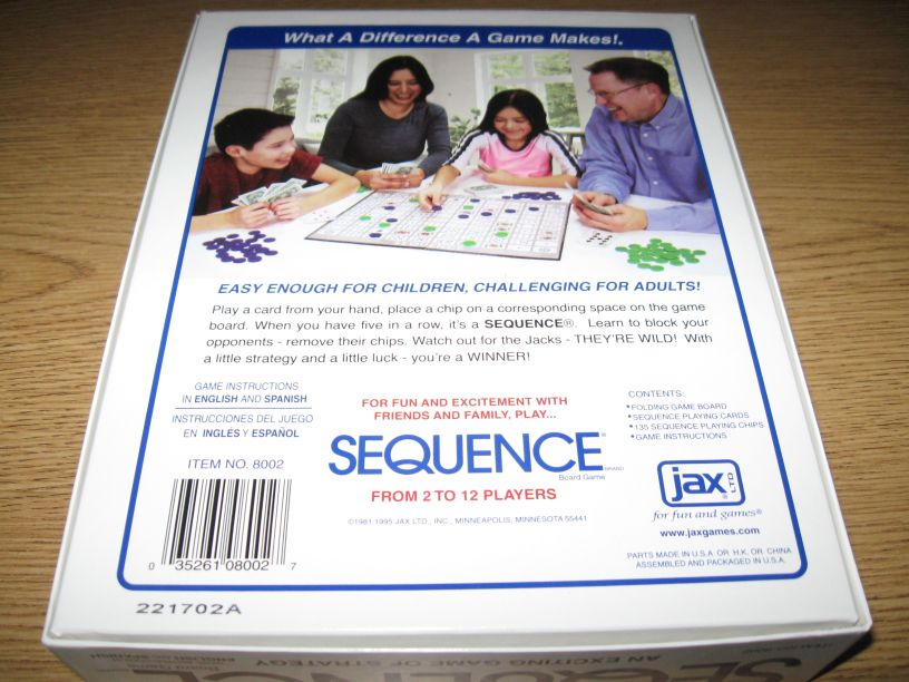 What Sort Of Board Games Do You Play Page 19