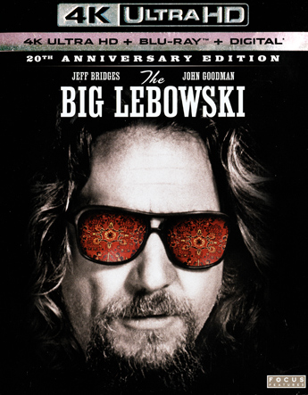 The Big Lebowski (1998) UHD Cover