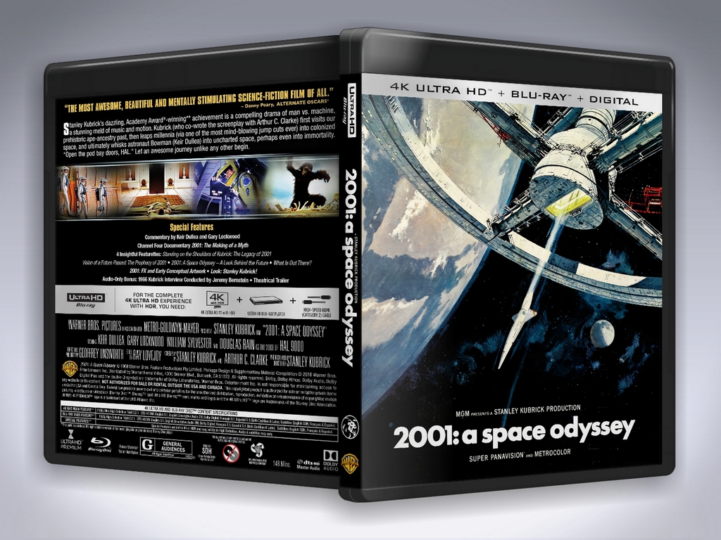 2001 UHD Preview.