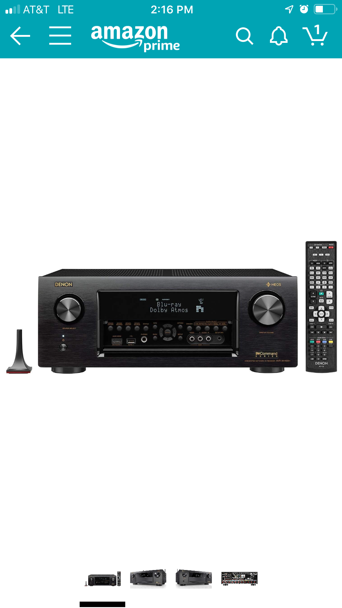 Upgrading from Denon AVR-X2000, Advice Sought