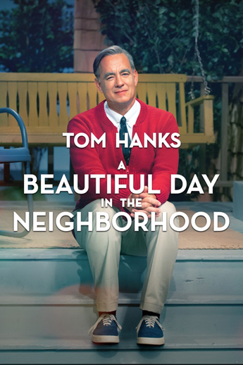 A Beautiful Day in the Neighborhood (2019) iTunes Cover