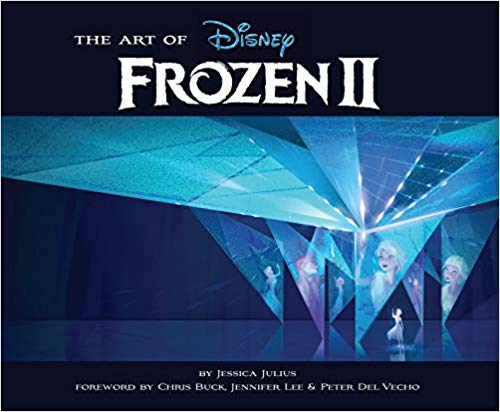 Art of Frozen II.