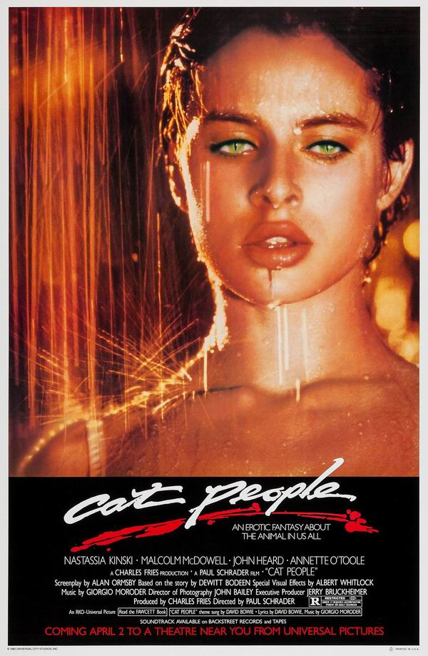 Cat People 1982.