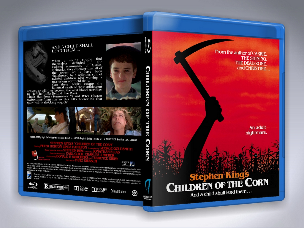 Children of the Corn Preview.