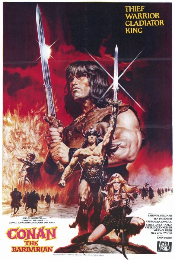 Off The Shelf Conan The Barbarian 1982 Home Theater Forum