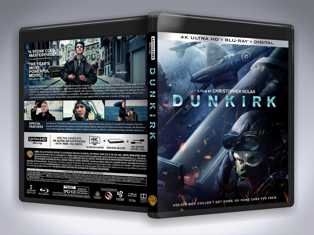 Dunkirk Preview.