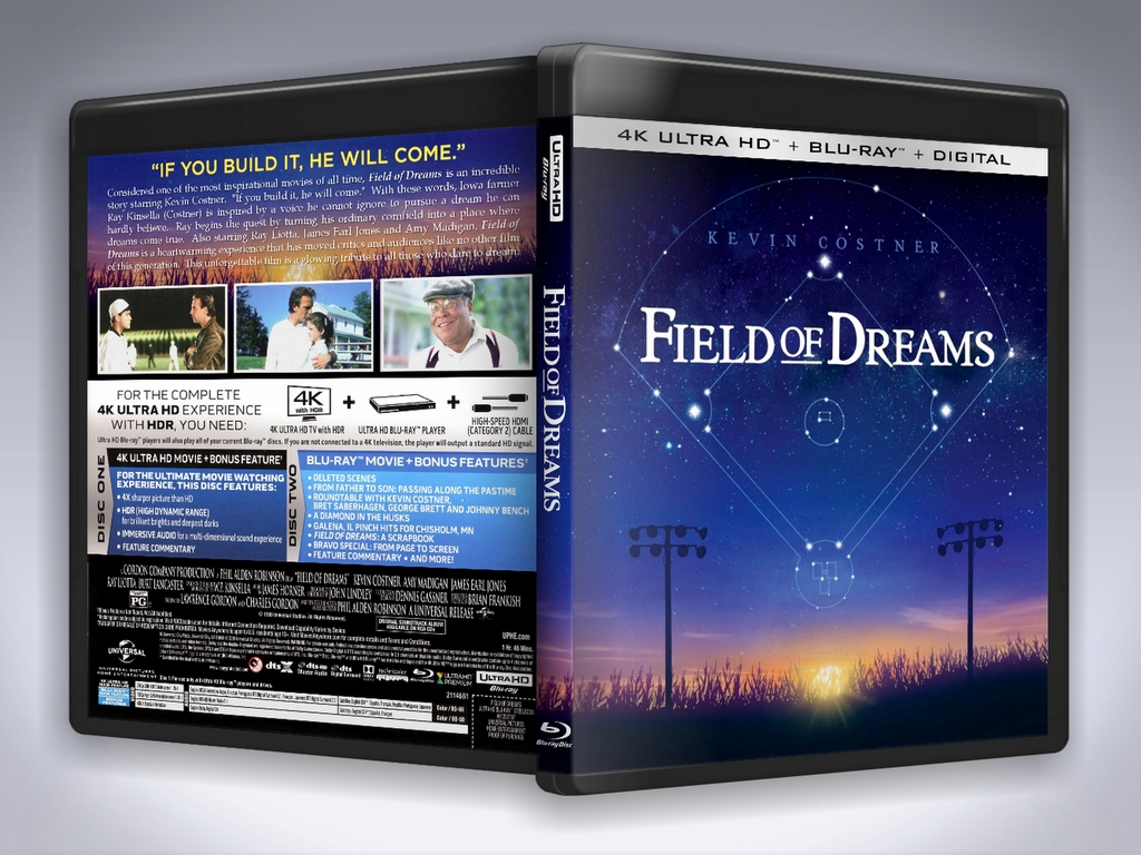 Field of Dreams Preview.