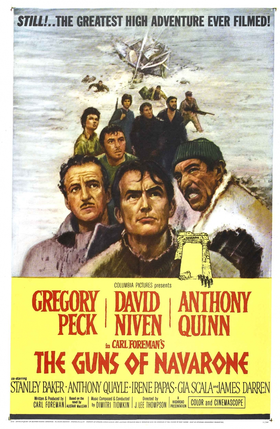 guns of navarone.