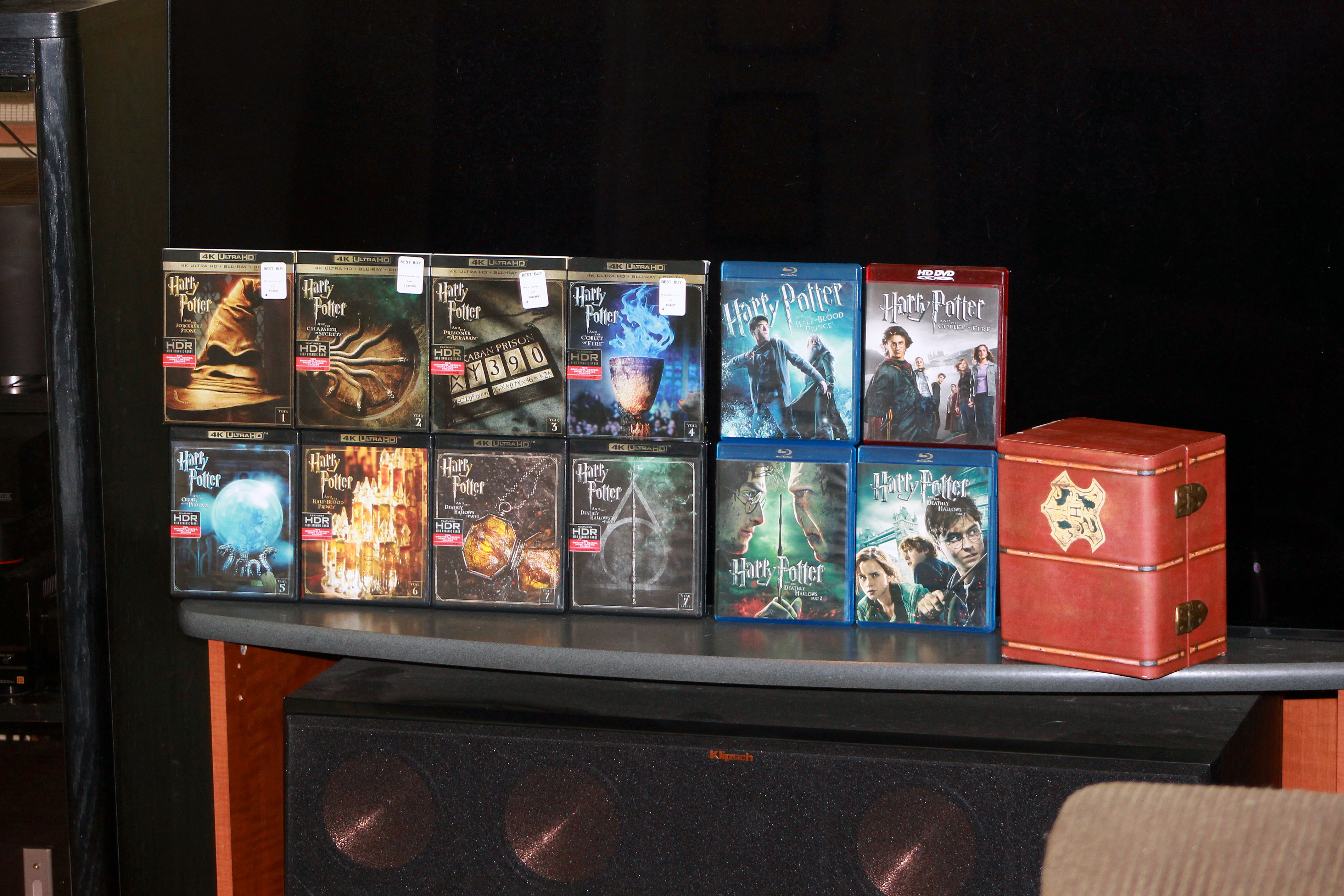 Harry Potter Collection.