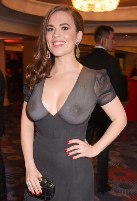 Hayley Atwell 2.