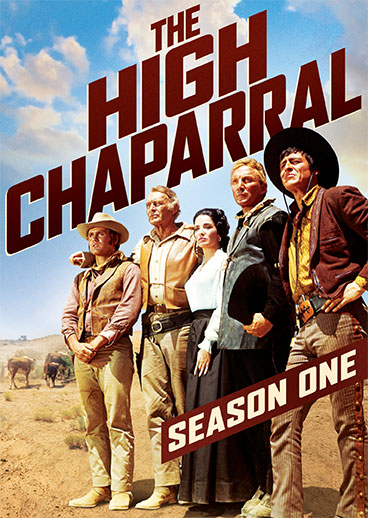 The High Chaparral Season 1 - Coming 8/28/18 • Home Theater Forum | Home Theater Forum