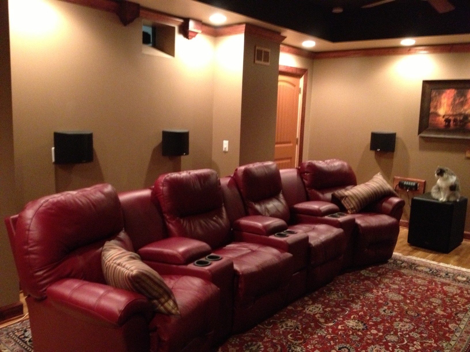 Home Theater Seating 2