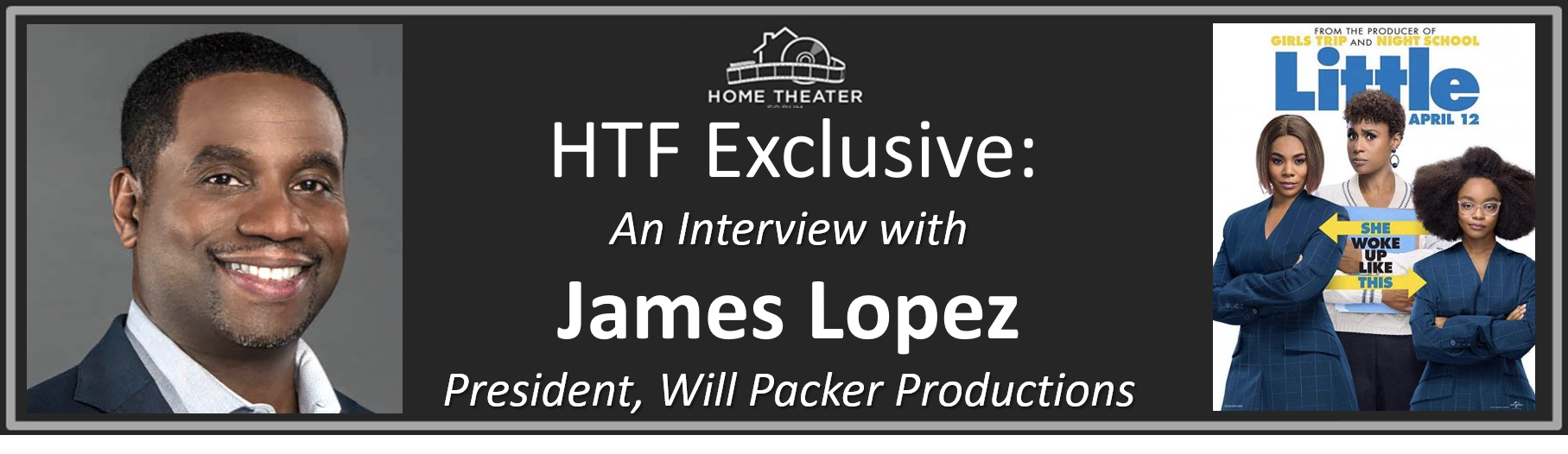 HTF Interview with James Lopez.