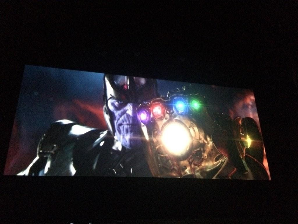 Marvel Cinematic Universe: Phase 3 Announcement
