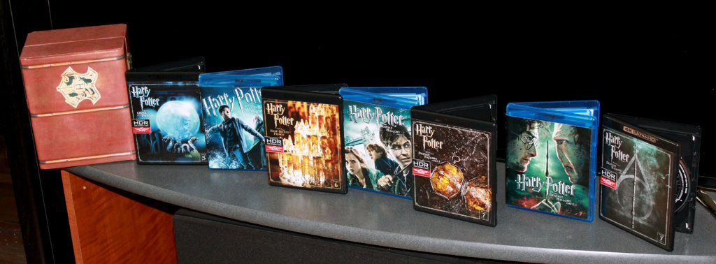 UHD Review - A few words about   ™ Harry Potter: Years 5 - 7
