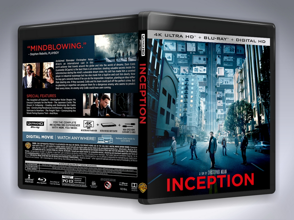 Inception Preview.