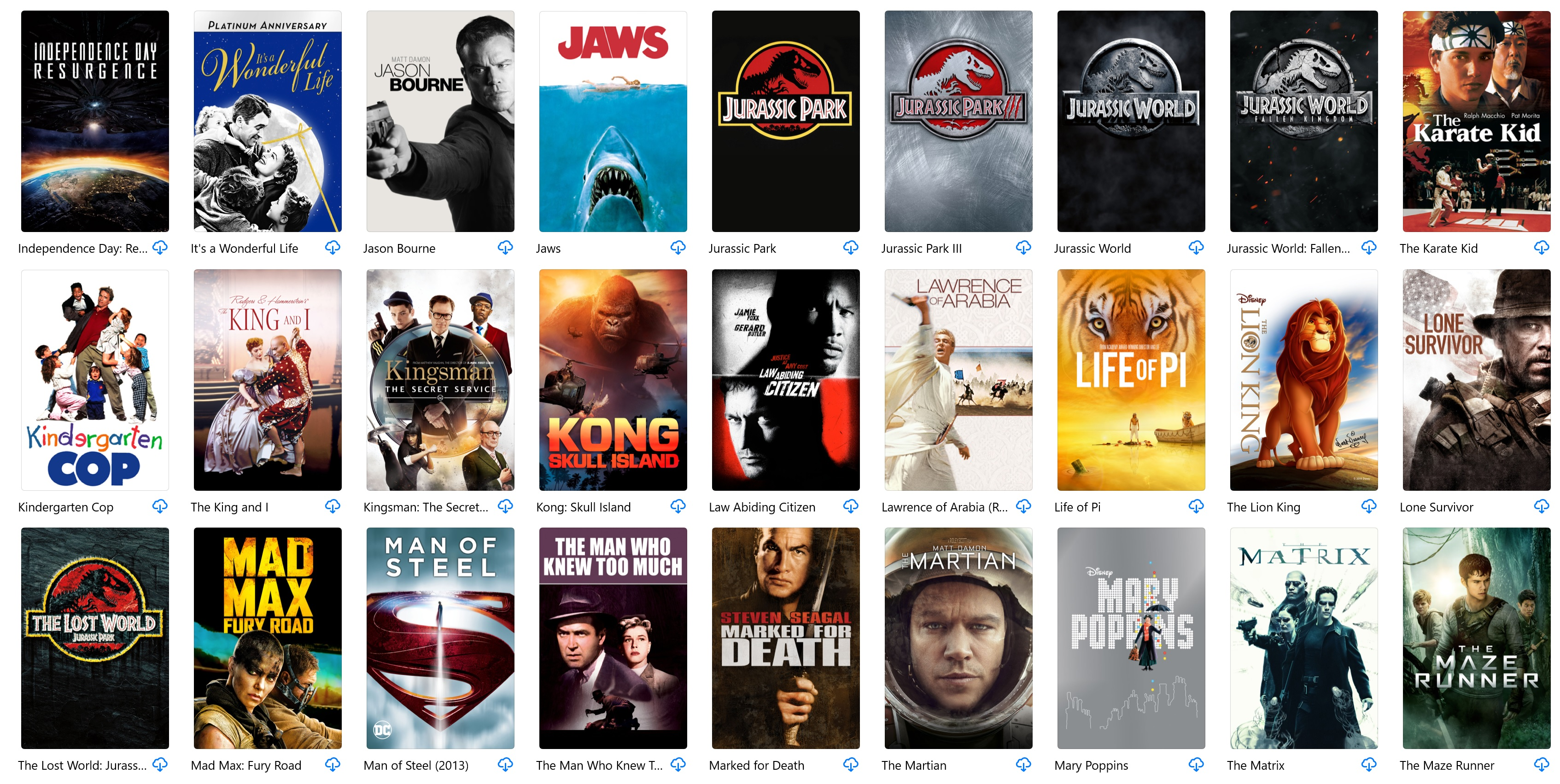 iTunes Library 004.