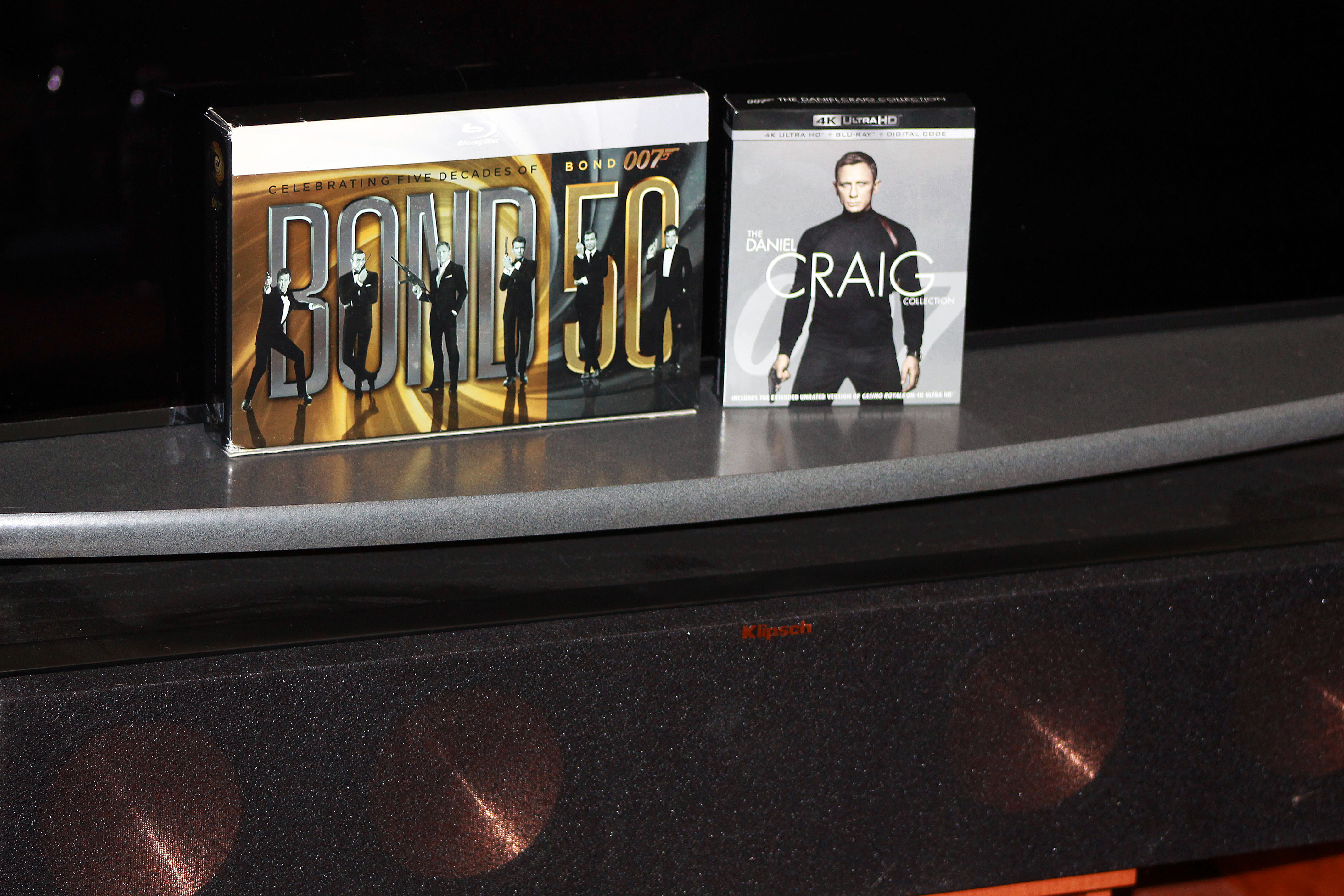 James Bond Collection.