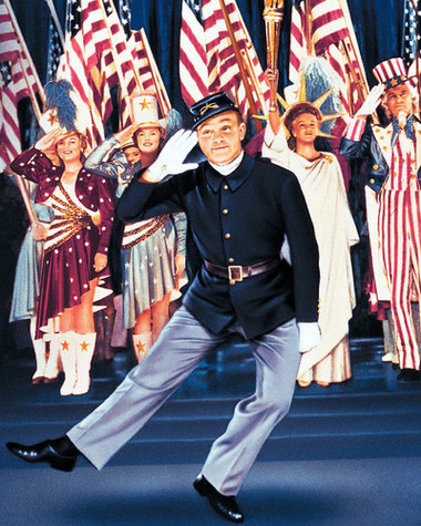 James Cagney Yankee Doodle Dandy.
