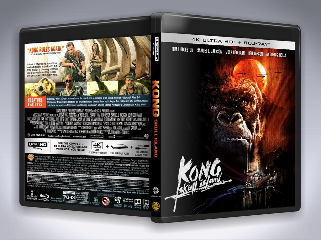 Kong Preview.