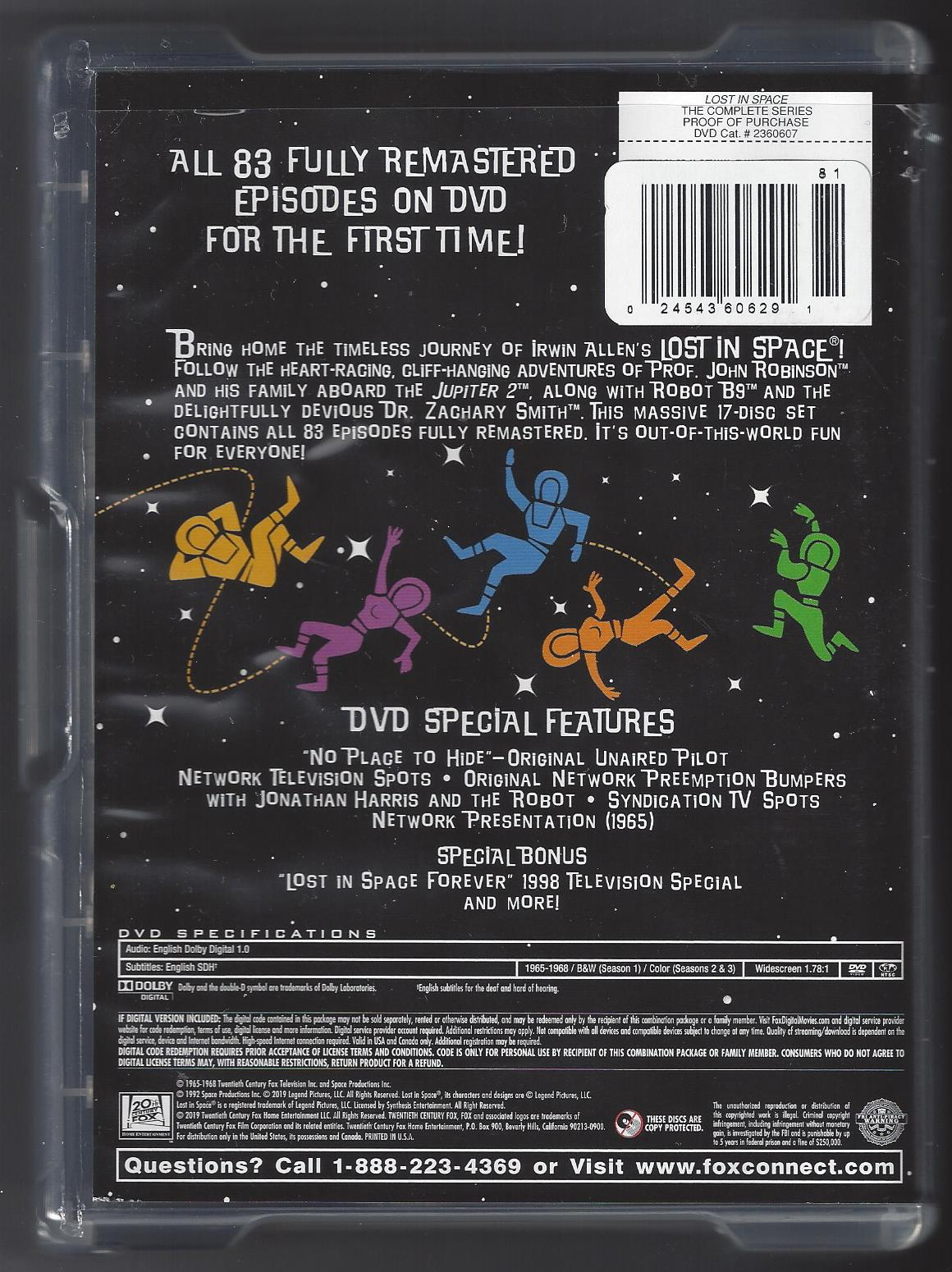 What's the last TV DVD/Blu-ray you bought? | Page 428