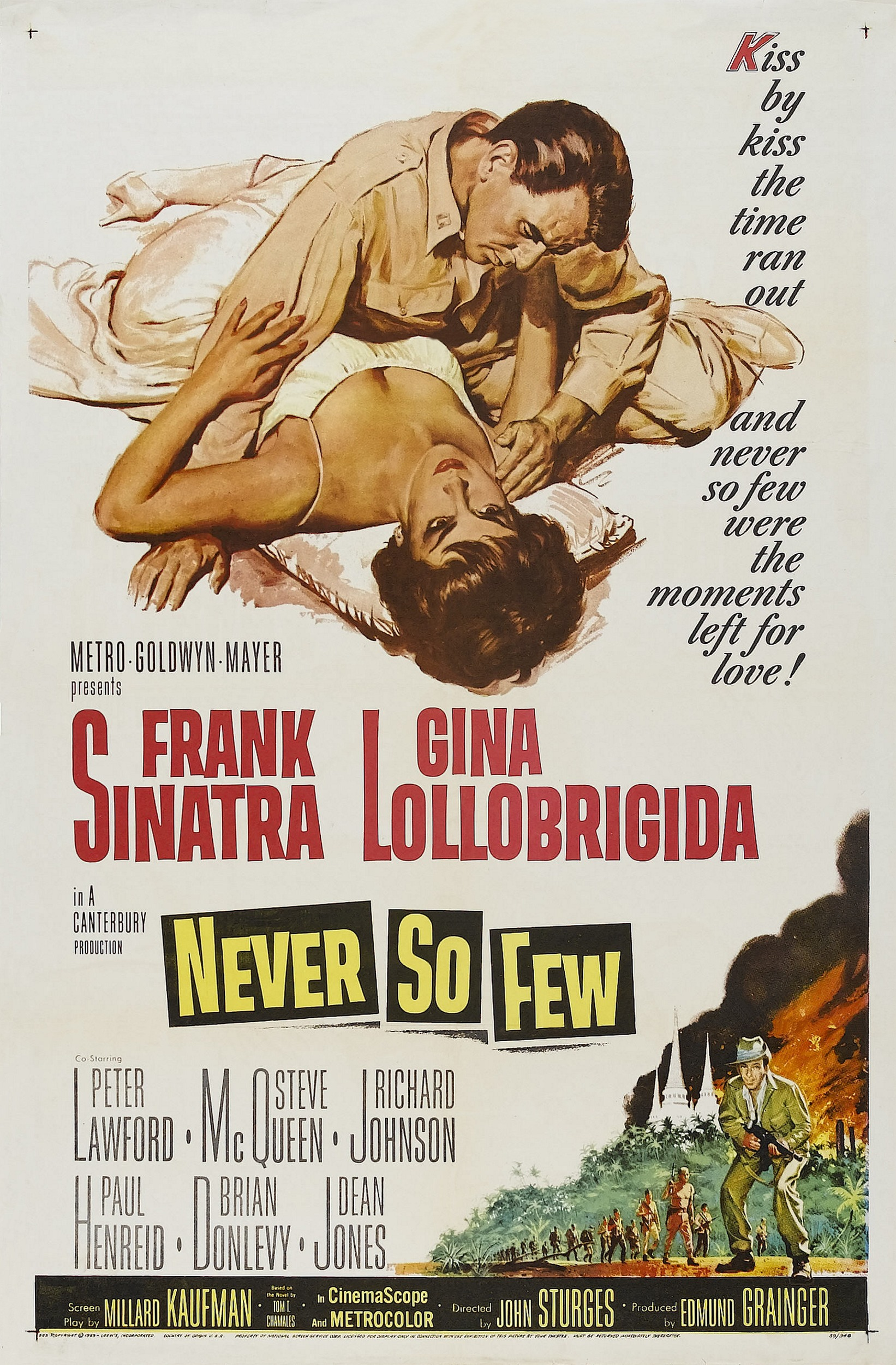 pre order never so few 1959 blu ray available for preorder