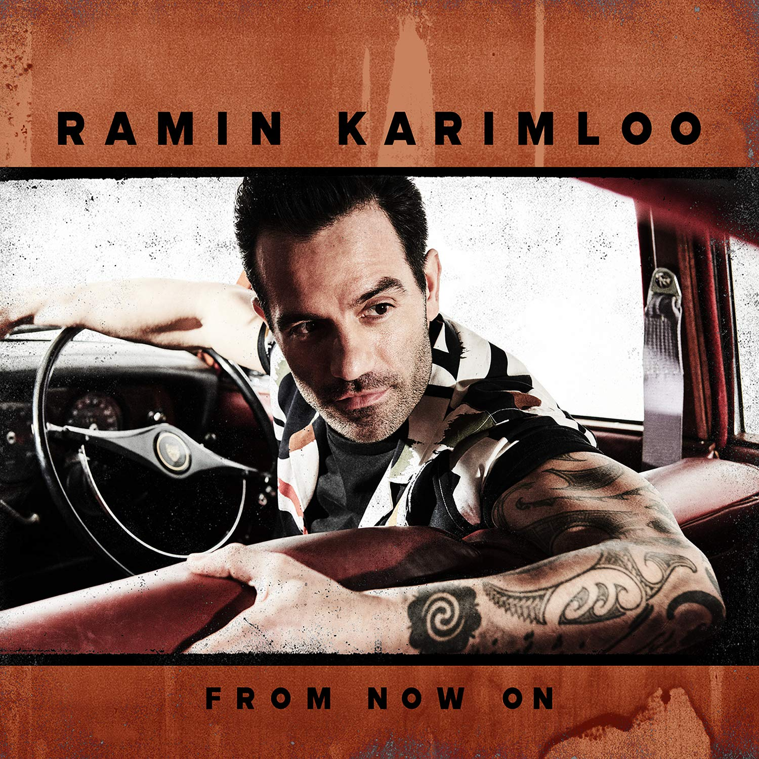 Ramin Karimloo From Now On.