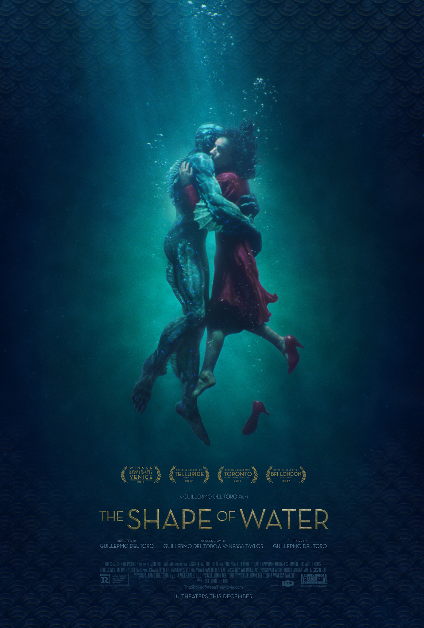 Shape Of Water.