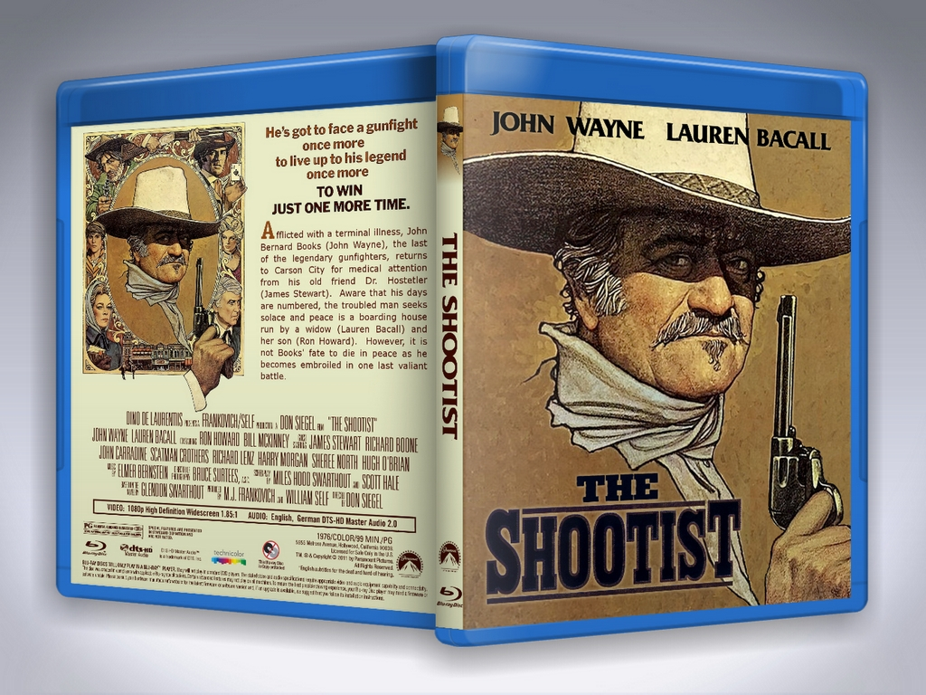 Shootist Preview.