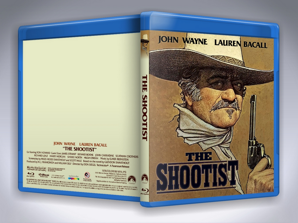 Shootist WiP Preview.