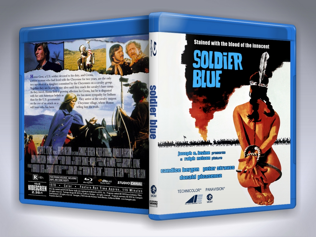 Soldier Blue Preview.
