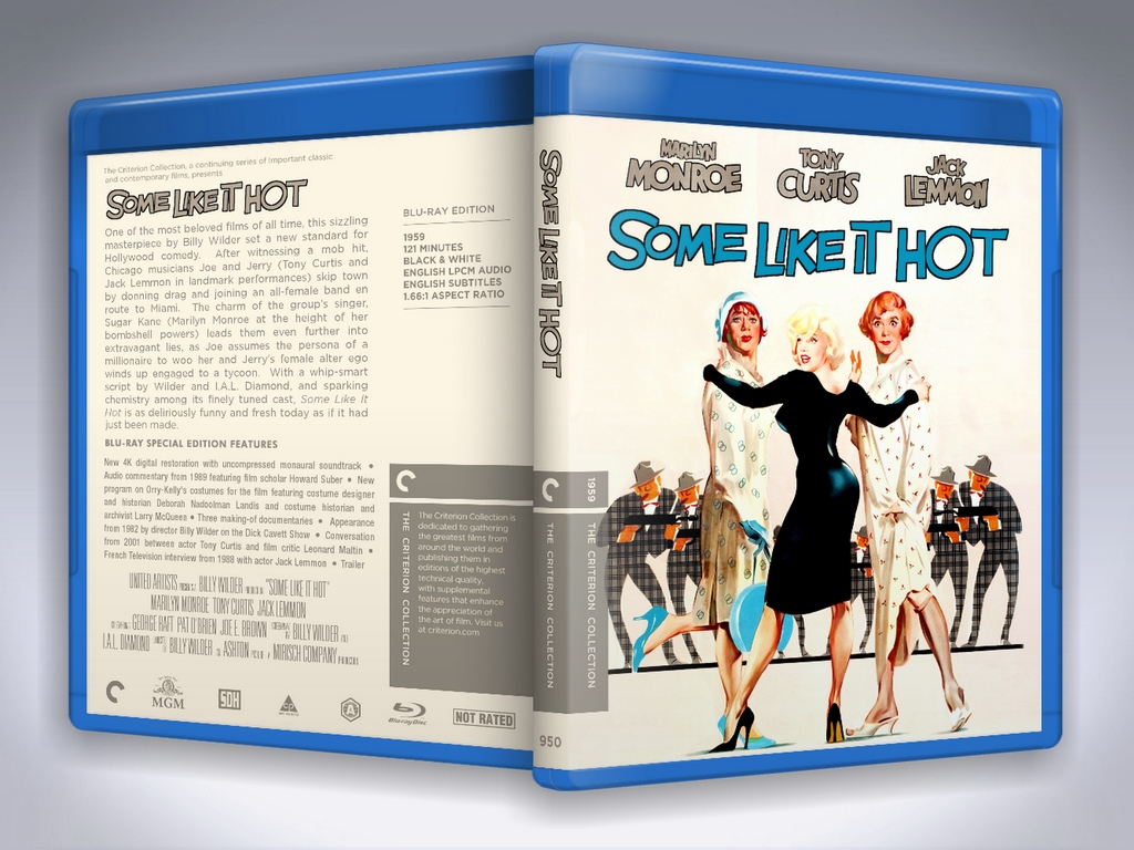 Some Like It Hot WiP Preview.