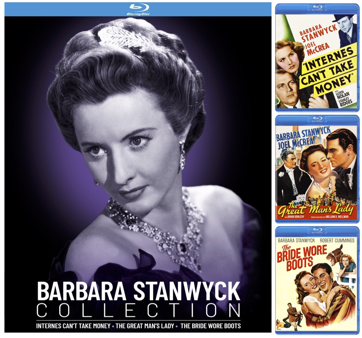 Stanwyck.