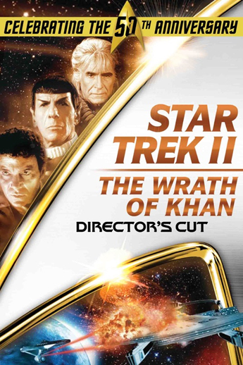 Star Trek II: The Wrath of Khan (Director's Cut) (2000) iTunes Cover