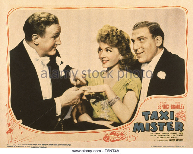 taxi-mister-us-lobbycard-from-left-joe-sawyer-grace-bradley-william-e5nt4a.
