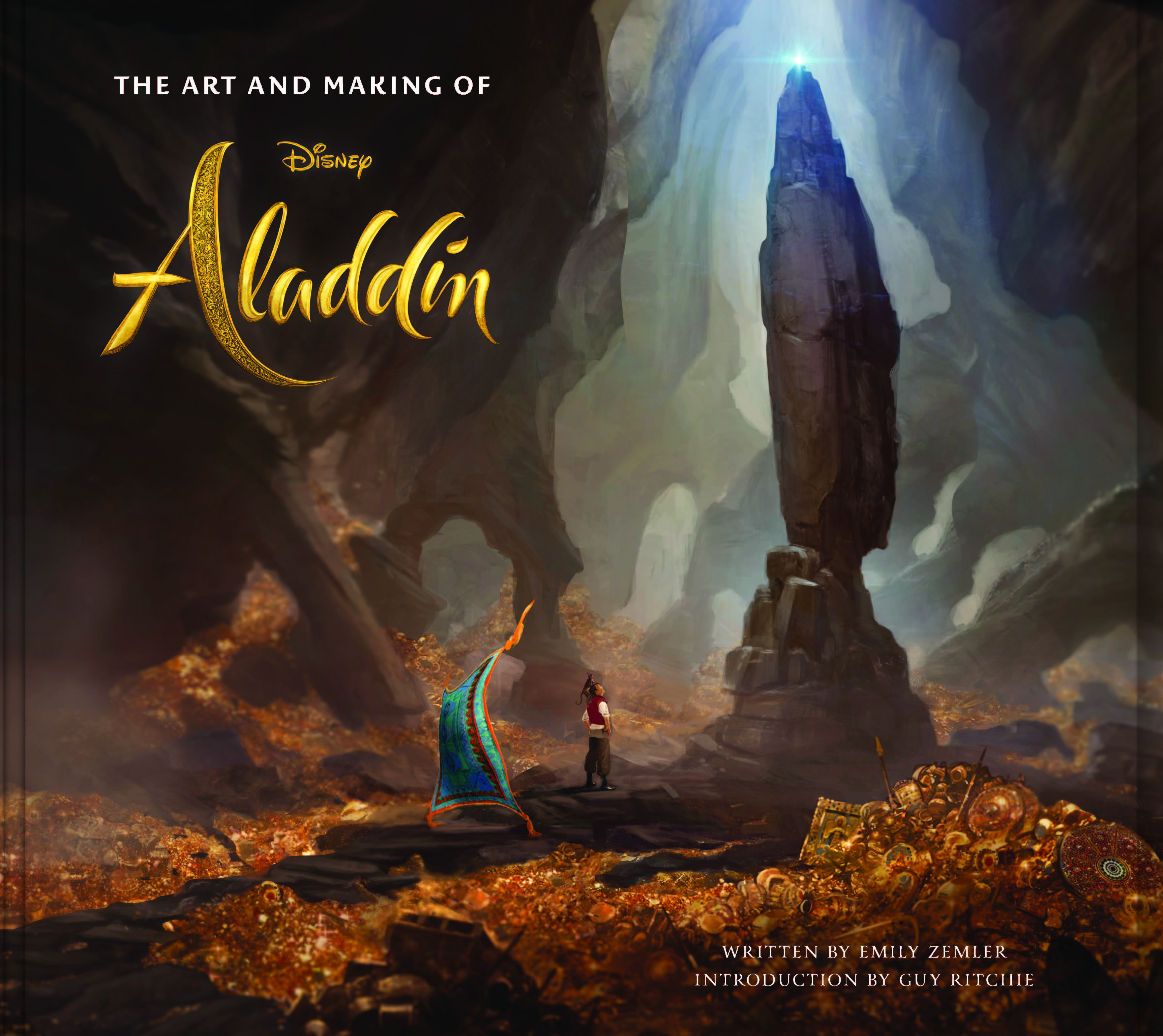 The Art and Making of Aladdin.