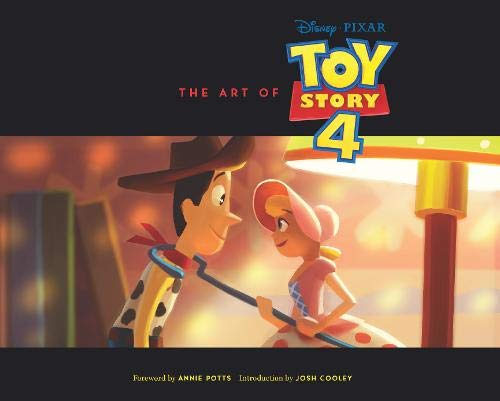 The Art of Toy Story 4.