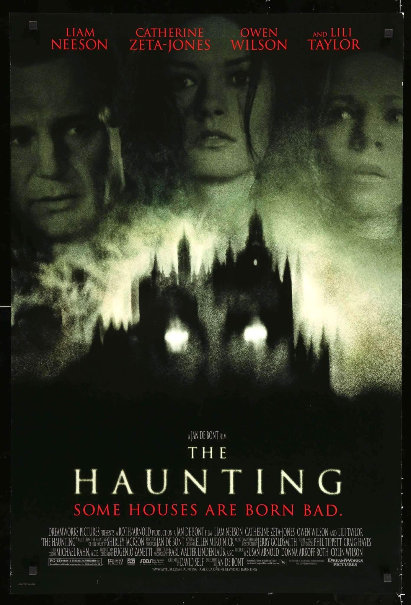 The Haunting.