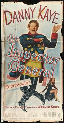 The-Inspector-General-1950-Original-Release-Three-Sheet.