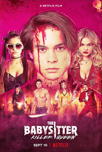 The Babysitter: KillerQueen (2020) Poster