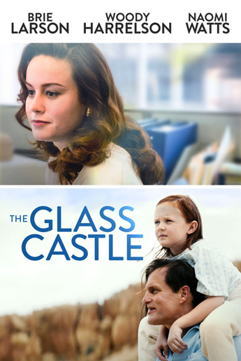 The Glass Castle (2017) iTunes Cover