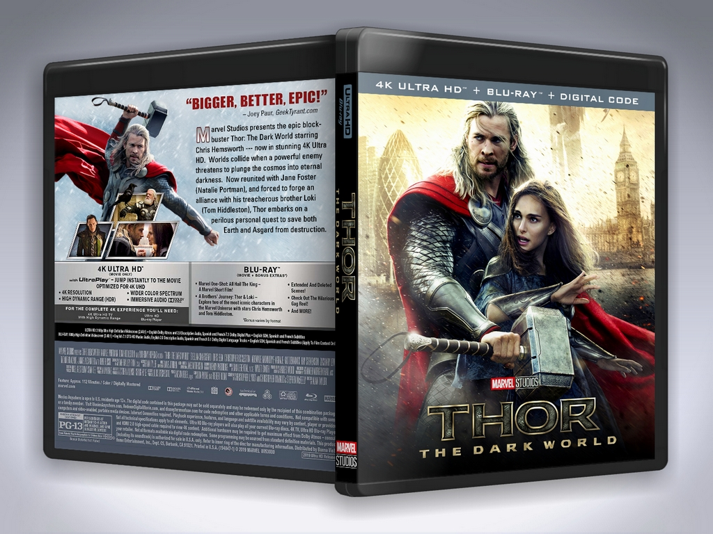 Thor 2 Preview.
