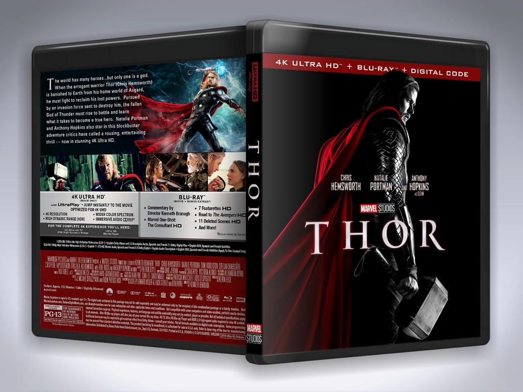 Thor Preview.