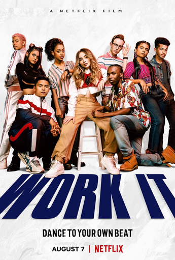 Work It (2020) Poster
