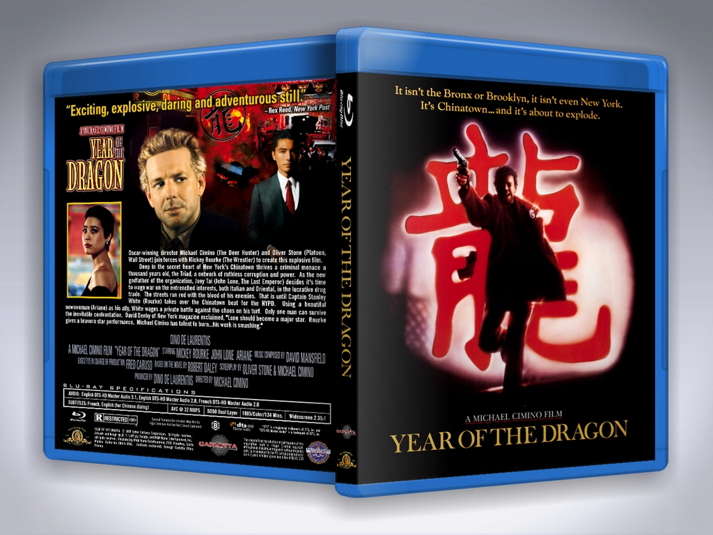 Year of the Dragon Preview.