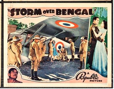 Storm Over Bengal Lobby Card.jpg