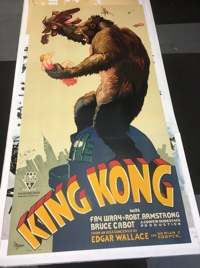 King Kong - Signed Fay Wray.JPG