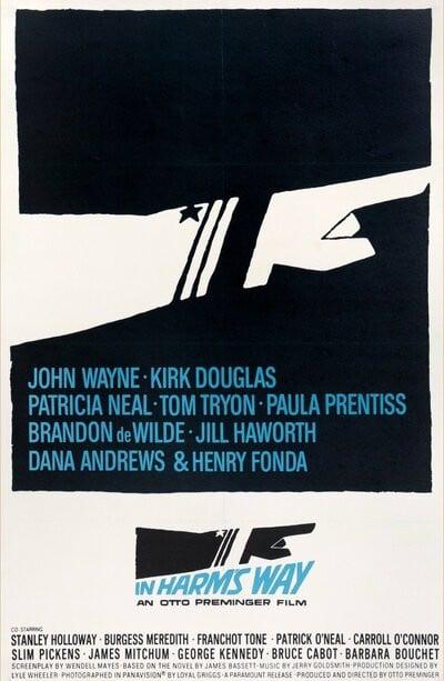 """""""in_harms_way_1965_linen_original_film_art_f_5000x.jpg"""""""