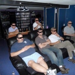 The FREYMAX 3D Theater