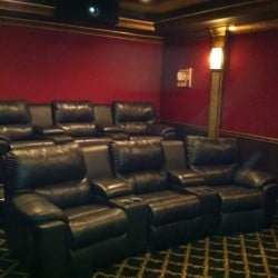 AVX Home Theater Projects